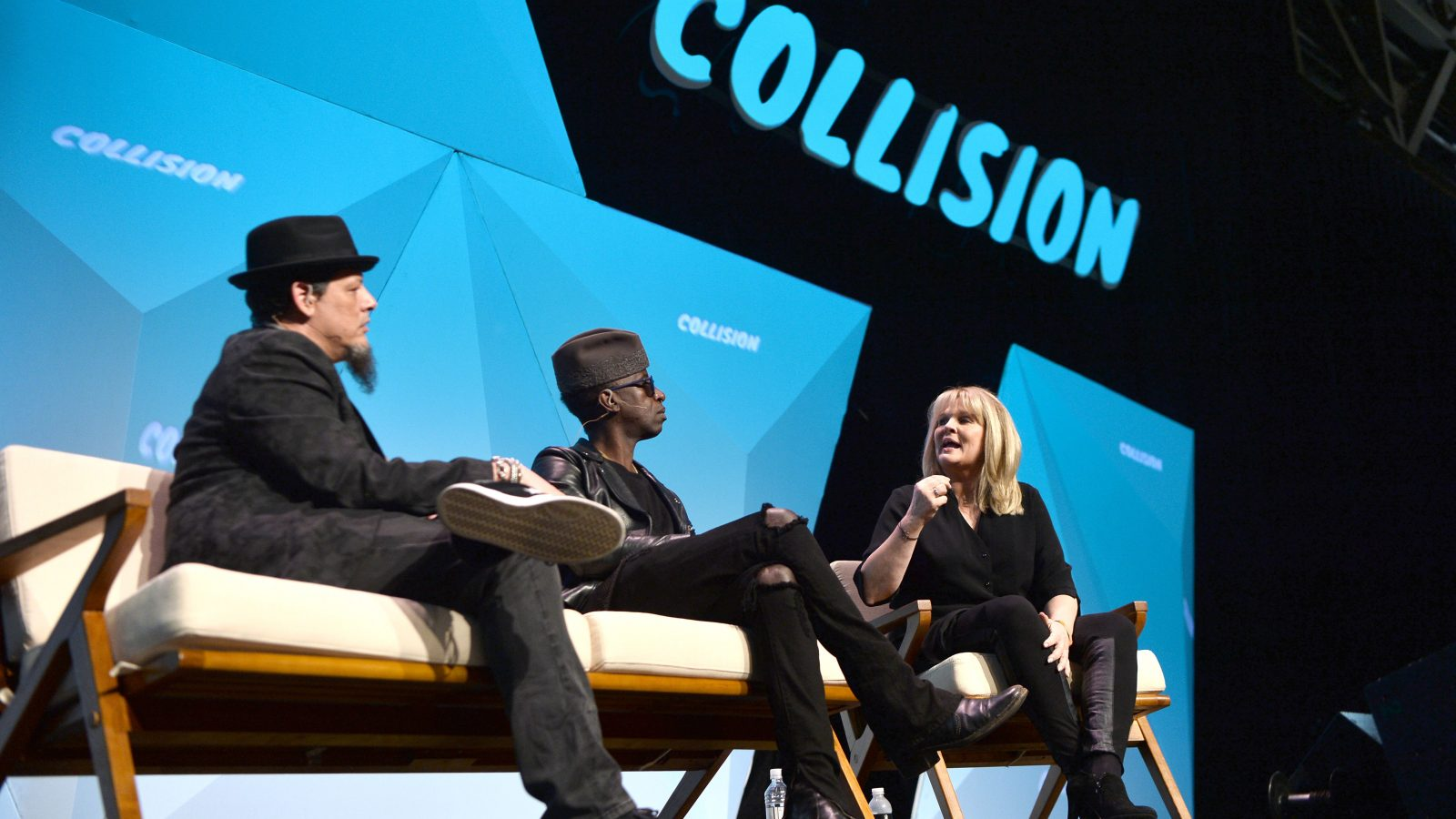 When Worlds Collide at Collision New Orleans 2018